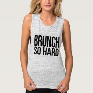 Brunch So Hard Tank Top