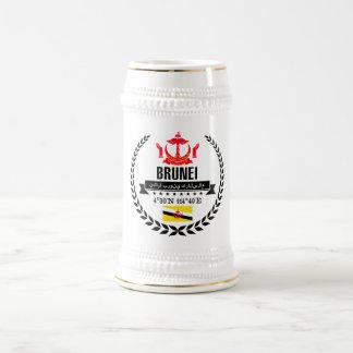 Brunei Beer Stein