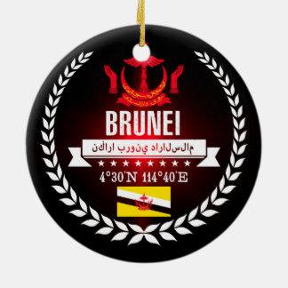 Brunei Ceramic Ornament