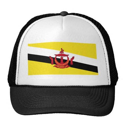 brunei mesh hats