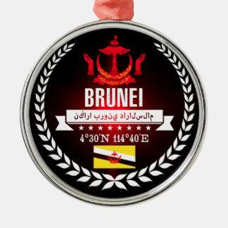 Brunei Metal Ornament