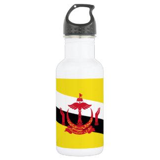 Brunei National World Flag 532 Ml Water Bottle