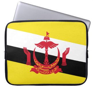 Brunei National World Flag Laptop Sleeve