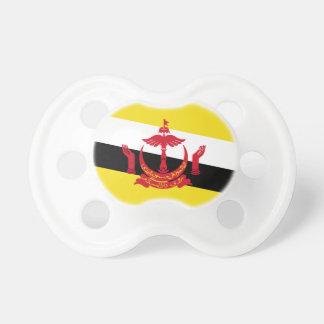 Brunei National World Flag Pacifier