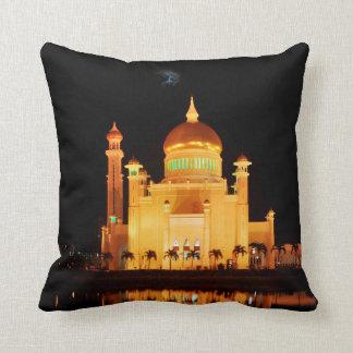 Brunei Throw Pillow