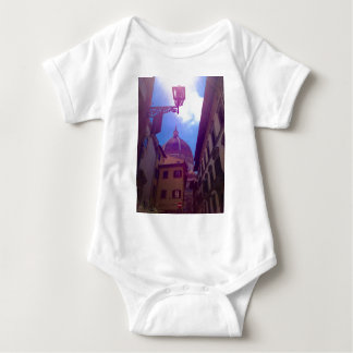 Brunelleschi Dome in Florence, Italy Baby Bodysuit