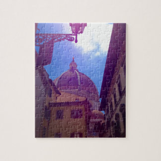Brunelleschi Dome in Florence, Italy Jigsaw Puzzle