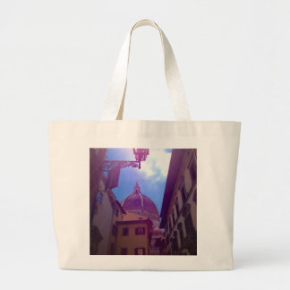 Brunelleschi Dome in Florence, Italy Large Tote Bag