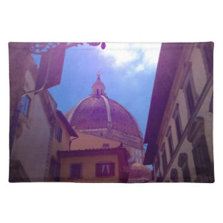 Brunelleschi Dome in Florence, Italy Placemat
