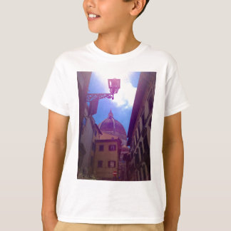 Brunelleschi Dome in Florence, Italy T-Shirt