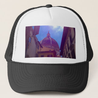 Brunelleschi Dome in Florence, Italy Trucker Hat