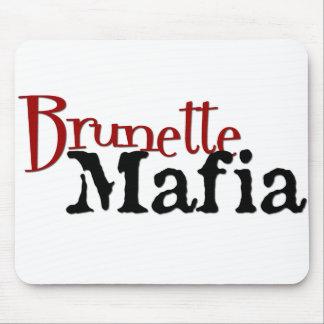 Brunette Mafia - Mousepad