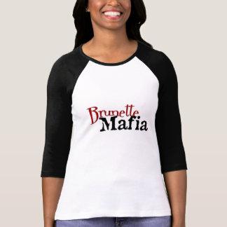 Brunette Mafia! - Tee Shirt
