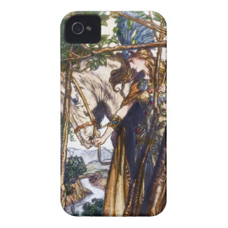Brunhilde iPhone Case