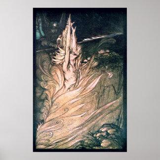 Brunhilde's Fire 2 Poster