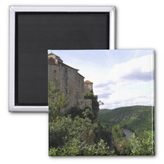 Bruniquel Castle, magnet