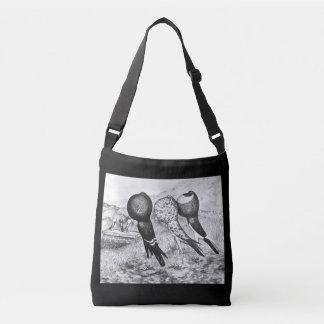 Brunner Pouter Pigeons Crossbody Bag