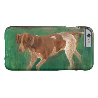 Bruno Liljefors - Gustaf Kolthoff Hunting Barely There iPhone 6 Case