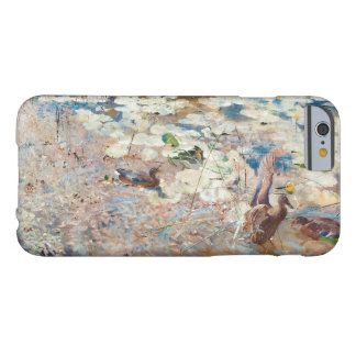 Bruno Liljefors - Wild Ducks Barely There iPhone 6 Case