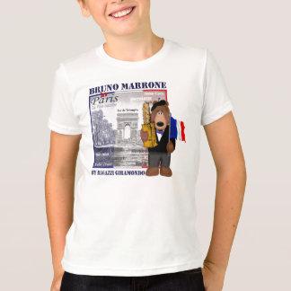 Bruno Marrone  in Paris T-Shirt