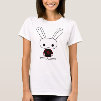 Bruno tiny cute gothic bunny. T-Shirt