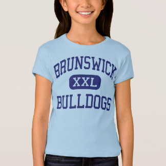 Brunswick - Bulldogs - High - Lawrenceville T-Shirt