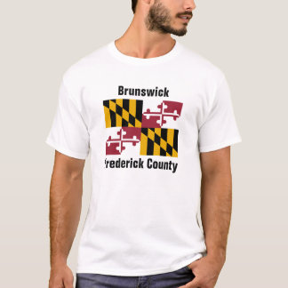 Brunswick City, Maryland T-Shirt