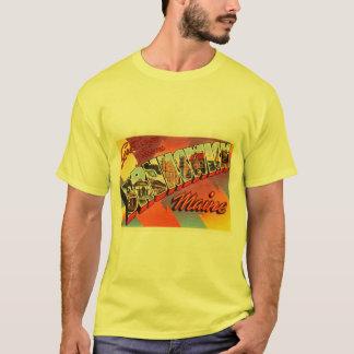 Brunswick Maine ME Old Vintage Travel Souvenir T-Shirt
