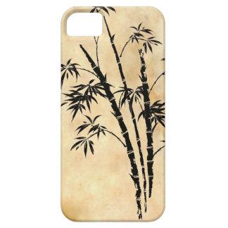 Brush Bamboo iPhone 5 Case