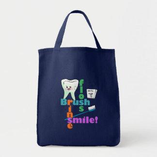 Brush Floss Rinse SMILE