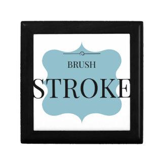 Brush Strokes Gift Box