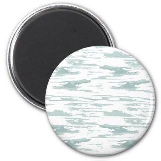 Brush strokes pattern 10 magnet