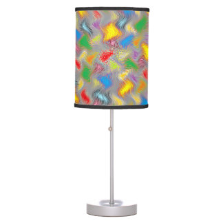 Brush Strokes Table Lamp