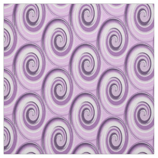 brush strokes violet swirl. fabric