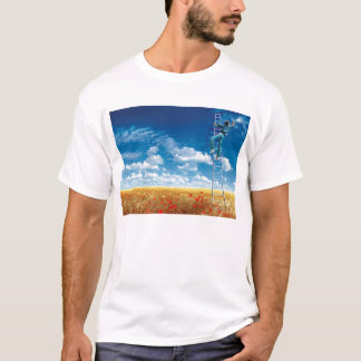 Brush the Sky - T-shirt