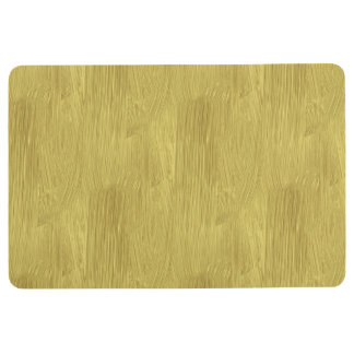 Brushed Gold Floor Mat