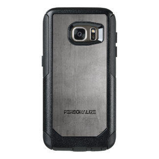 Brushed Metal Texture OtterBox Samsung Galaxy S7 Case