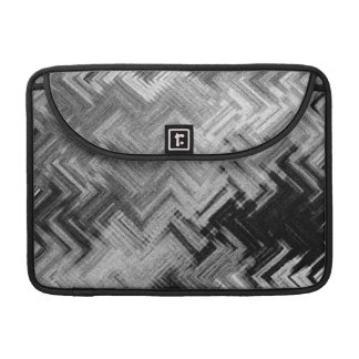 "Brushed Steel MacBook Pro 13"" Sleeve by C.L. Brown"