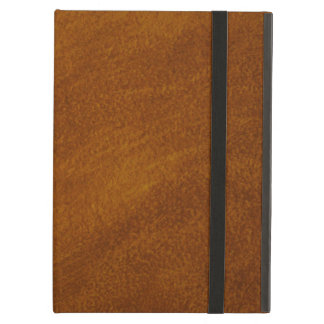 BRUSHED SUEDE TEXTURE iPad AIR COVER
