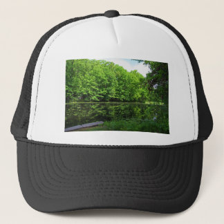 Brushing Away Memories Trucker Hat