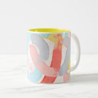 Brushstrokes Mug