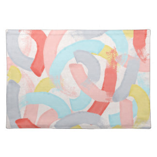 Brushstrokes Placemat