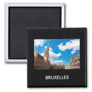 Brussels 001W Magnet