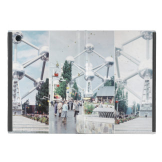 Brussels Atomium Photo Collage Case For iPad Mini