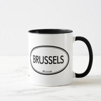 Brussels, Belgium Mug