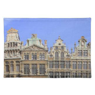 Brussels, Belgium Placemats