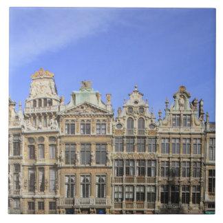 Brussels, Belgium Tile