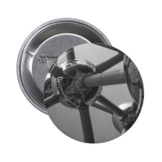 Brussels Pinback Button