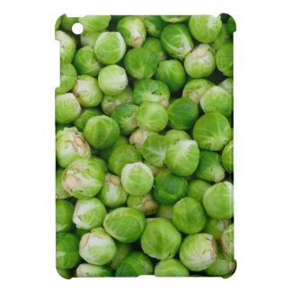 Brussels cabbage iPad mini case