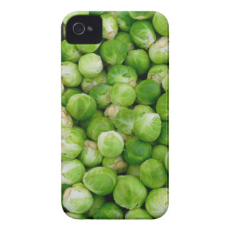 Brussels cabbage iPhone 4 covers